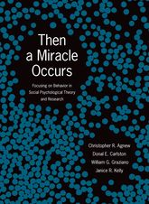 Book cover of Then a Miracle Occurs
