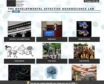 Tottenham: Developmental Affective Neuroscience Lab