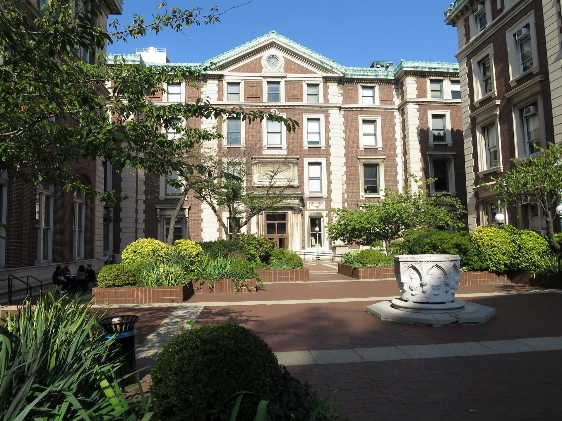 Schermerhorn Hall External View