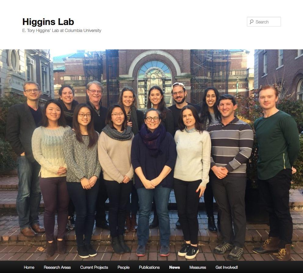 Higgins Lab