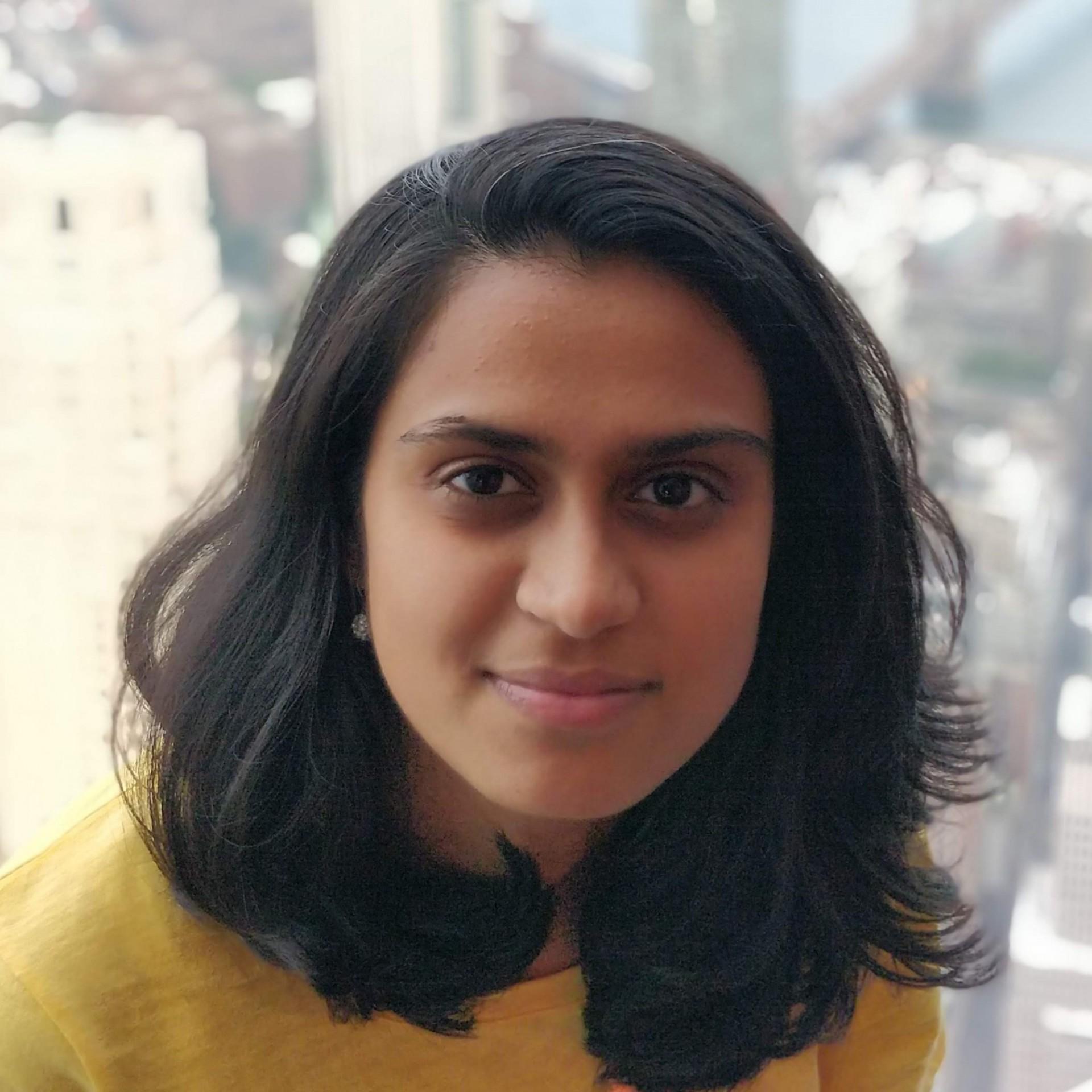 photo of Manasi Jayakumar