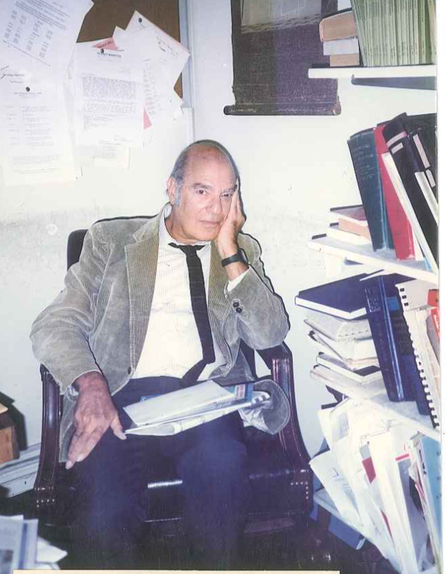 photo of Stanley Schachter
